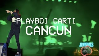 "Playboi carti ""cancun"" live @ somo (neon tour 11/9/18)"