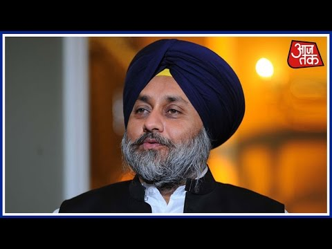 Exclusive Interview With Sukhbir Singh Badal Attack Sidhu