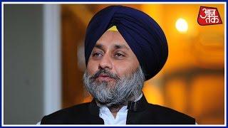 Exclusive Interview With Sukhbir Singh Badal Attack Sidhu