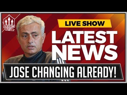 Mourinho's Reprieve For Manchester United Star! Man Utd News