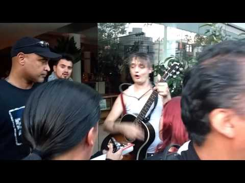 Pete Doherty -Dont look Back into the sun (México 2016)