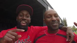 Vallejo Alumni Baseball Game 2017: Highlights & Interviews