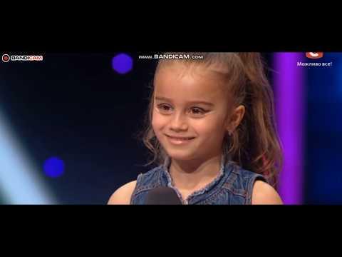 6-летняя девочка танцует хип-хоп!Она потрясла весь интернет!