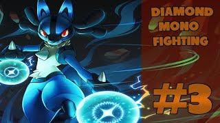 Pokémon Diamond Mono Fighting #3 Taistelijoiden väännöt w/themiwa100