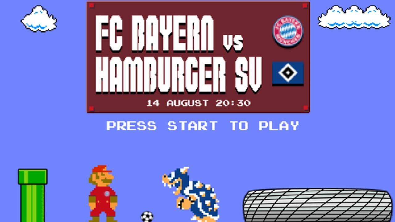 bayern munich vs hamburg