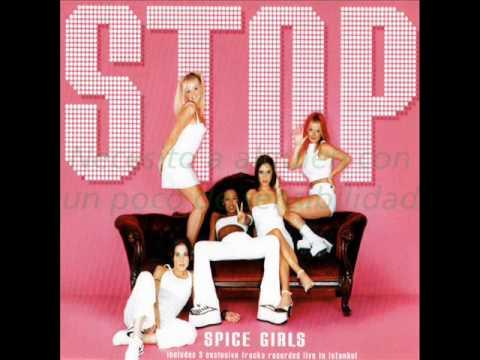 Spice Girls - Stop (Subtitulada en Español)