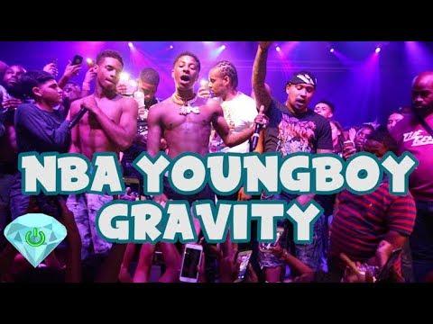 NBA Youngboy - Gravity - Live Performance (shot by @poweredondiamonds)