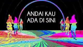 Video Andien - Rindu Ini (Official Lyric Video) download MP3, 3GP, MP4, WEBM, AVI, FLV Januari 2018