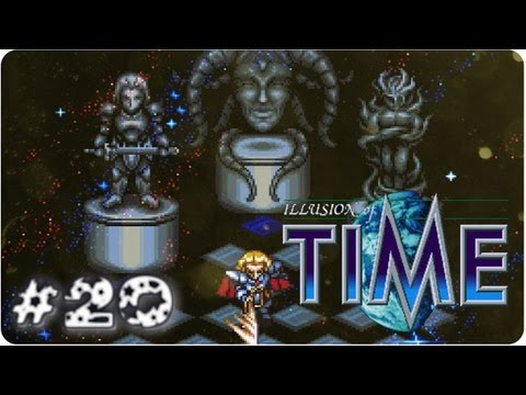 Lets Play Illusion of Time Part 20: Vampir und Vampirella!