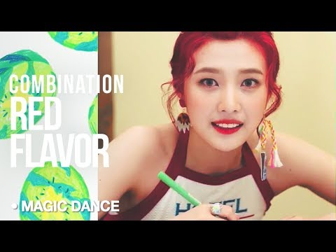 kpop-magic-dance-|-red-flavor-matches-with-everything