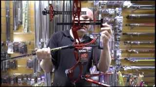 pse xpression compound bow setup