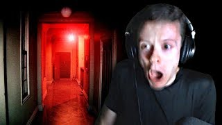 YOU CAN'T PLAY THIS HORROR GAME ANYMORE (SO SCARY I NEARLY QUIT...)