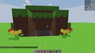 BLOX [early access] Flat Land! (ROBLOX)