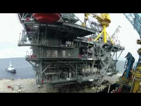TBells Milestone: Topsides Sail Away