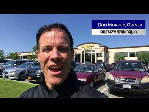 Don Murphy Fit Pro Invitation