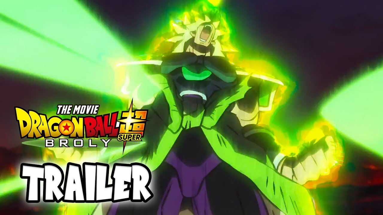 Dragon Ball Super Broly Movie Trailer English Dub Breakdown Explained