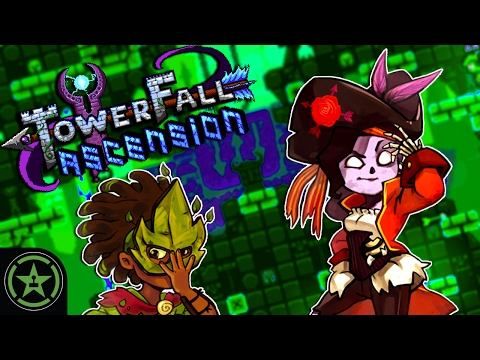 RouLetsPlay - TowerFall Ascension