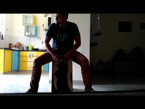 Cajon drum diy - DIY woodworking India