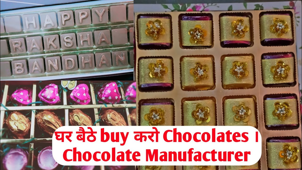 Chocolates for all occassions in Wholesale Price । Chocolate Manufacturer