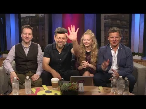 Thumbnail: War for the Planet of the Apes cast live video from facebook