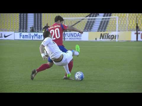 Korea Republic vs Jordan - AFC U23 Championship 2016 - QF3 - Full Match