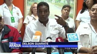 """Guarate: """"Problemática de la basura en el municipio es de competencia nacional"""" 11-11-14"""