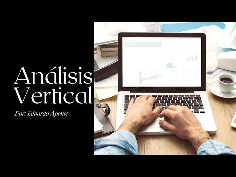 Análisis Vertical - características y ejemplos