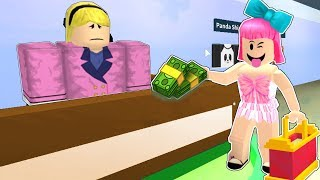 Roblox: SHOPPING SIMULATOR!!!
