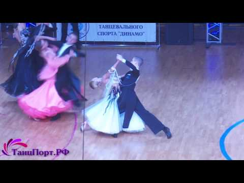 Evgeny Titov - Elizaveta Kolesnikova, 1-4 Final, Slow Waltz
