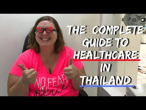 Sick While Traveling? | Thailand Medical Guide | Chubby And Away