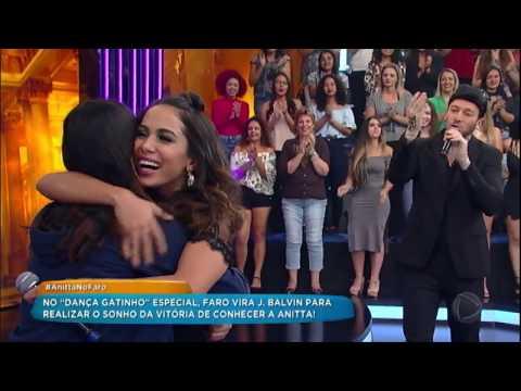 Após Abrir Mão Do Próprio Sonho, Para Que Mãe Reencontrasse Família, Vitória, Enfim, Conhece Anitta