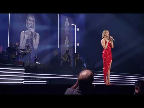 The Morning Breeze - Celine Dion Paid Tribute To Her Mom Onstage Just Hours After She Passed.