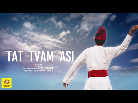 Tat Tvam Asi | Spiritual Journey | Music Video | Harikrishnan G | Rathish Shankarr