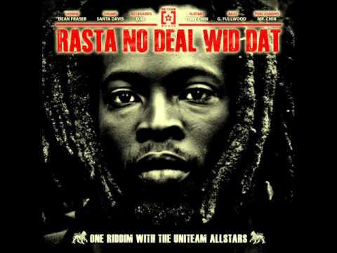 Phillip Fraser - World Without End (Rasta No Deal Wid Dat Riddim 2016)