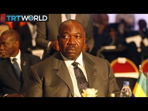 Gabon's missing president
