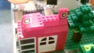 Homemade Lego City