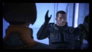 Commander Shepards Dirty Secret Revealed - Mass Effect 2