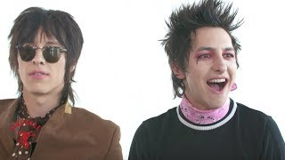 Palaye Royale - The Fireball Hardest Band Quiz In The World