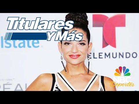 Natalia Jiménez: La Voz Kids | Titulares y Más | NBC Deportes