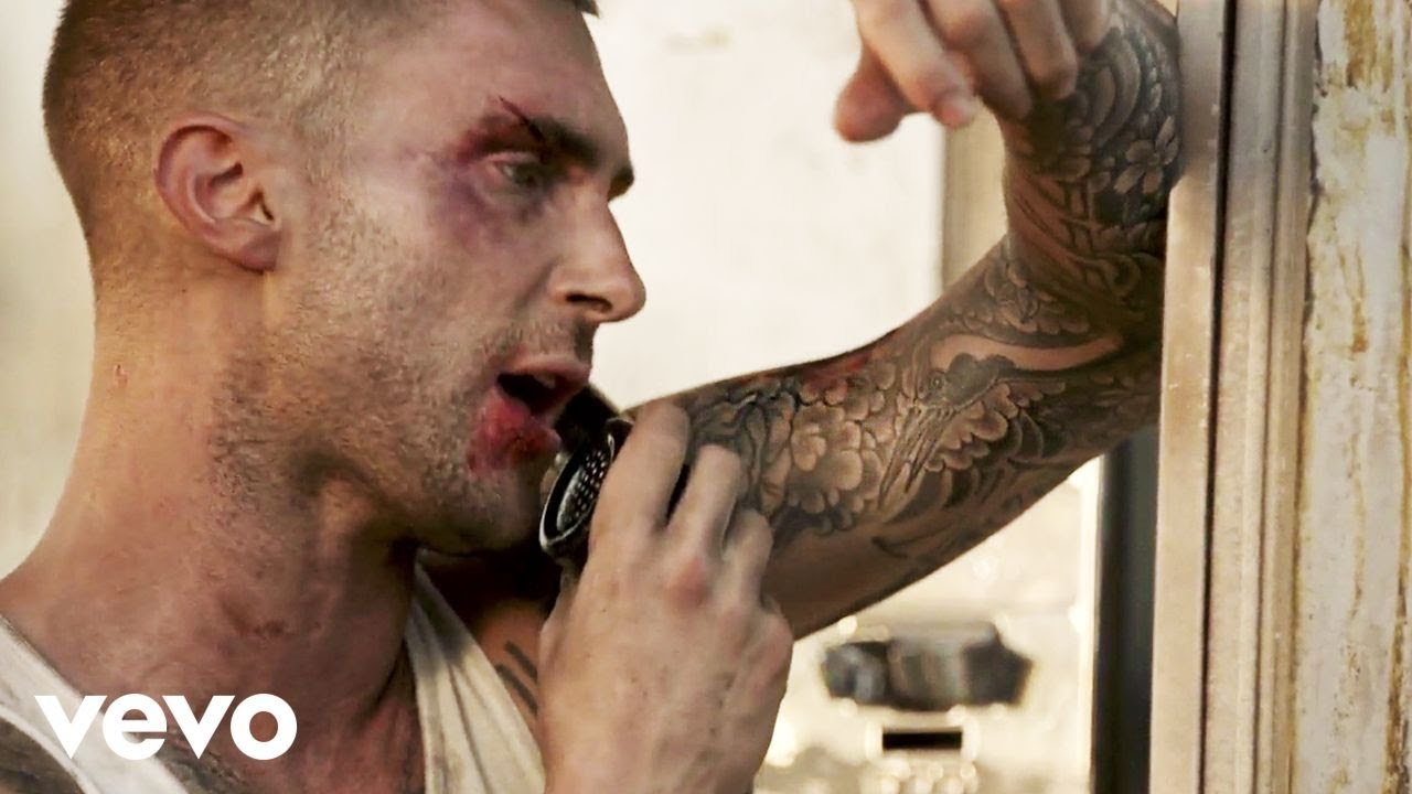 Maroon 5 - Payphone ft. Wiz Khalifa (Explicit) (Official Music Video)