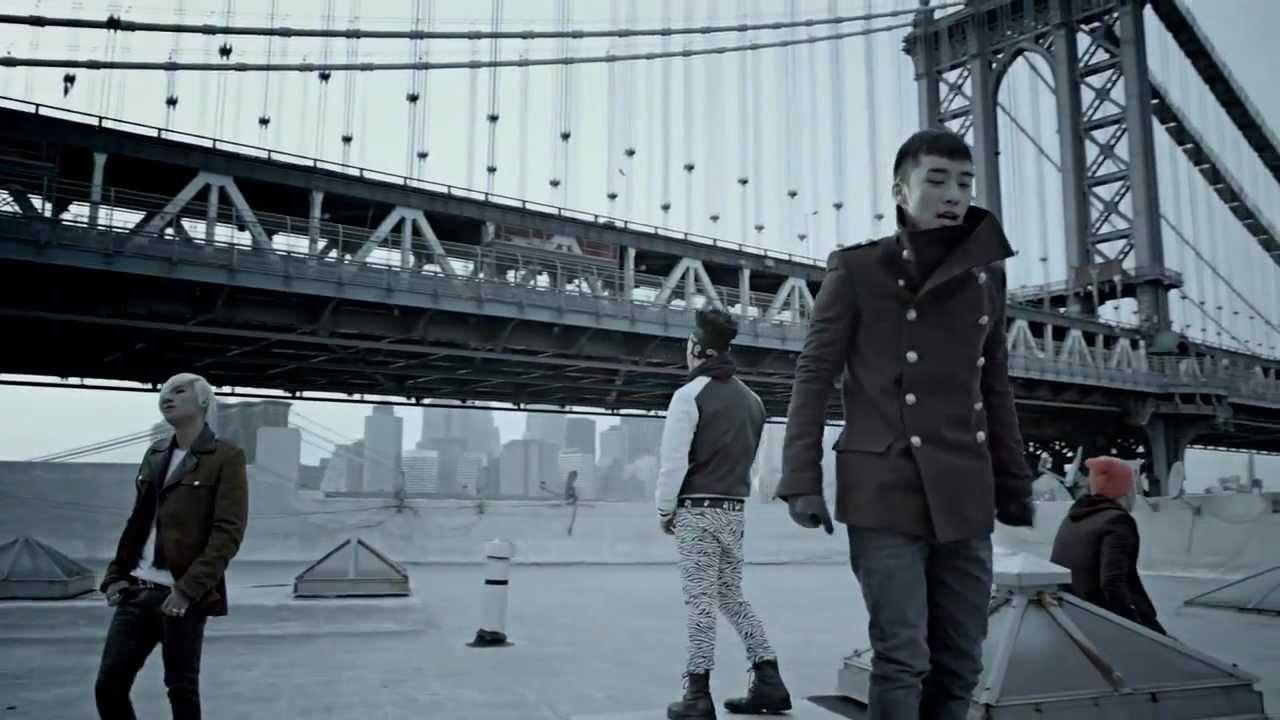 2012 BIGBANG Cover- Blue