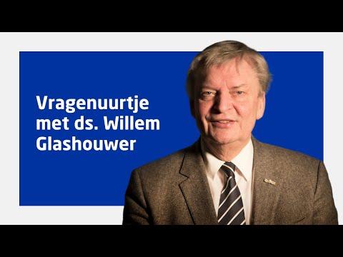 Vragenuurtje Met Ds. Willem J.J. Glashouwer