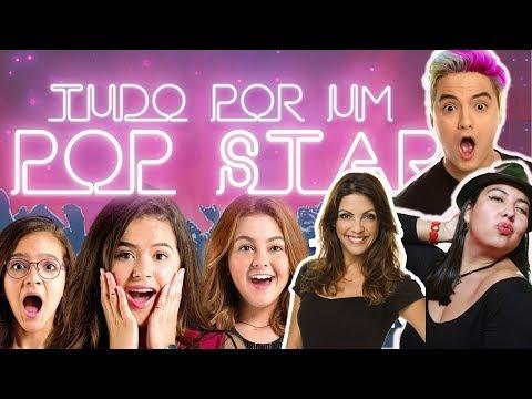 FELIPE NETO, MAISA, JOÃO GUILHERME E THALITA REBOUÇAS - TUDO POR UM POP STAR | CINEMA
