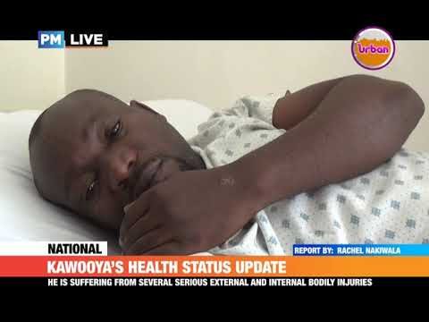 Download #PMLive: KAWOOYA'S HEALTH STATUS UPDATE
