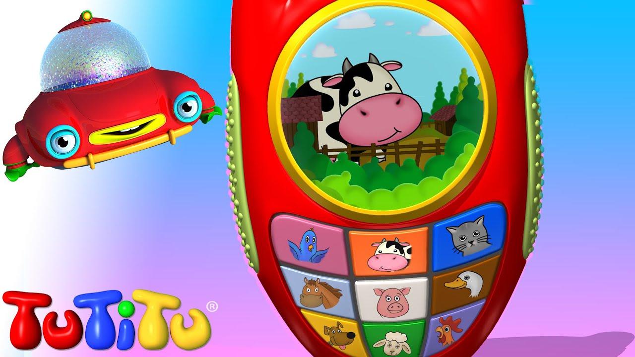 TuTiTu Telefon komórkowy
