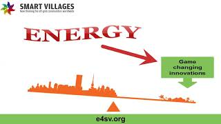Smart Villages Research Group - our approach to energy access and rural development