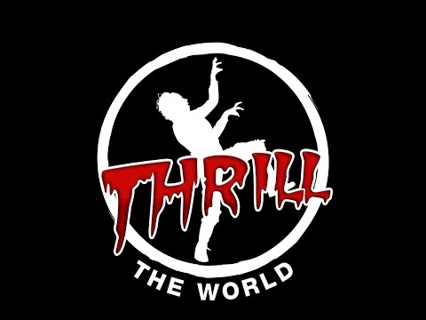 THRILL THE WORLD 2015 PROMO  ТанцуяМечту  ДжексонПермь