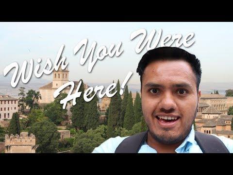 El Alhambra in Granada - Southern Spain | History Kitchen