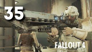 Охотник охотится на охотника Fallout 4 35