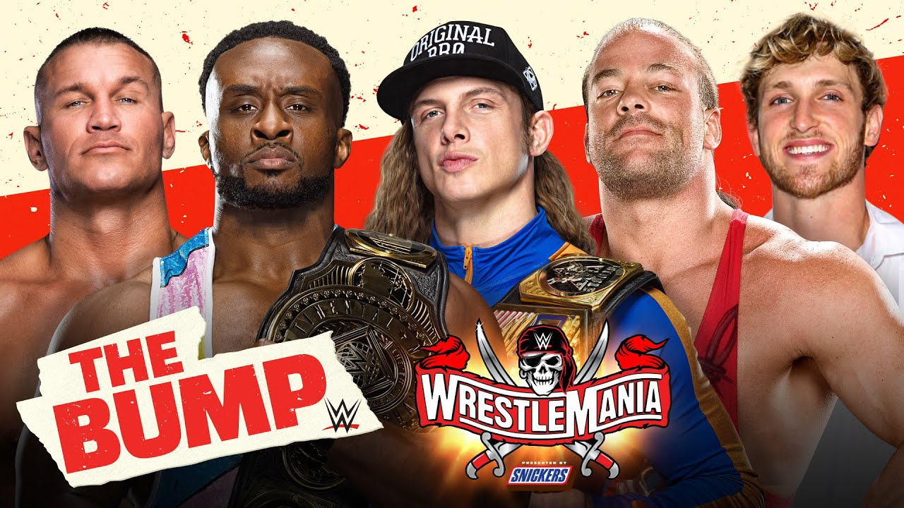 Download WrestleMania Night 2 preview special: WWE's The Bump, April 11, 2021